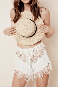 Shoptiques Product: Caracas Lace Shorts