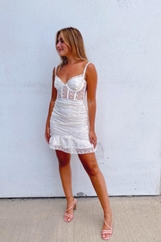 FOR LOVE & LEMONS Carrie Mini Dress - Product Mini Image