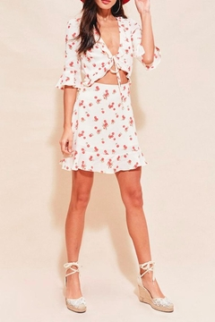 Shoptiques Product: Cherry Print Sundress