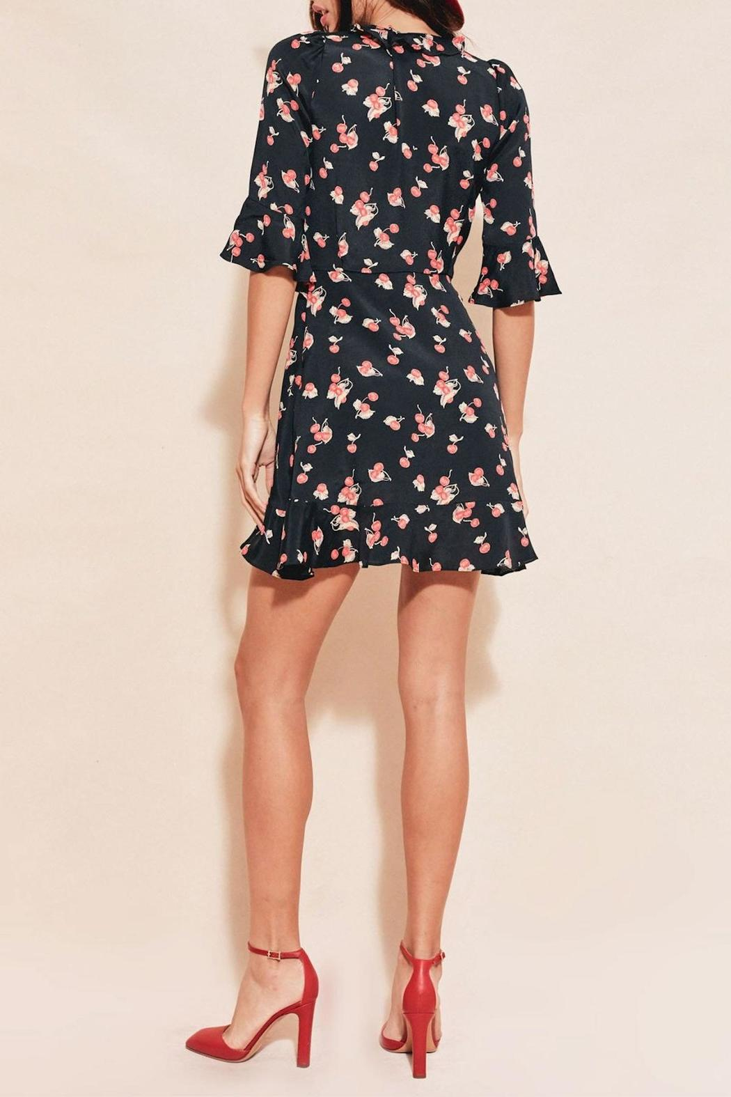 314a4fa33b2 FOR LOVE   LEMONS Cherry Sundress from New York by Lucia Boutique ...