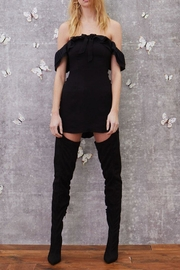 FOR LOVE & LEMONS Claire Ots Dress - Product Mini Image