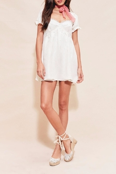 Shoptiques Product: Crema Babydoll Dress