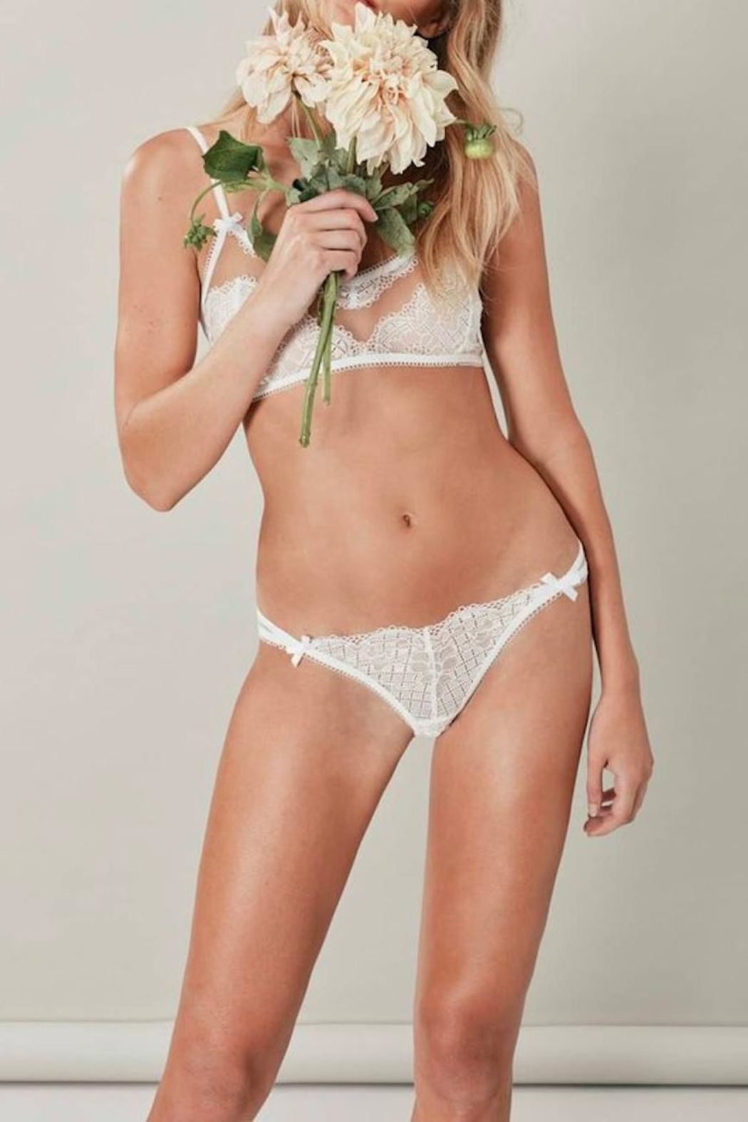 FOR LOVE & LEMONS Daffodil Cami Bralette - Main Image