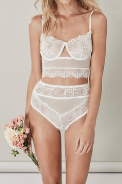 FOR LOVE & LEMONS Daffodil Underwire Bra - Product List Image