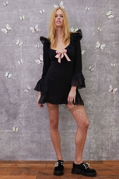 FOR LOVE & LEMONS Evie Mini Dress - Product List Image