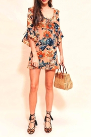 FOR LOVE & LEMONS Flamenco Mini Dress - Product Mini Image