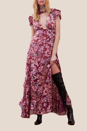 FOR LOVE & LEMONS Flora Maxi Dress - Product Mini Image