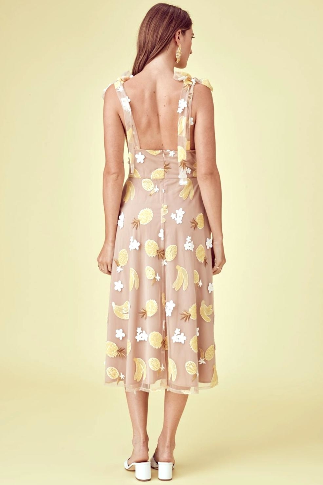 a5890c73ba66 FOR LOVE & LEMONS Fruitpunch Midi Dress from Canada by Angel ...
