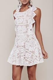 FOR LOVE & LEMONS Gianna Apron Dress - Product Mini Image