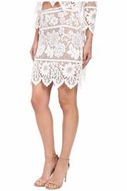 FOR LOVE & LEMONS Gianna Mini Skirt - Product Mini Image