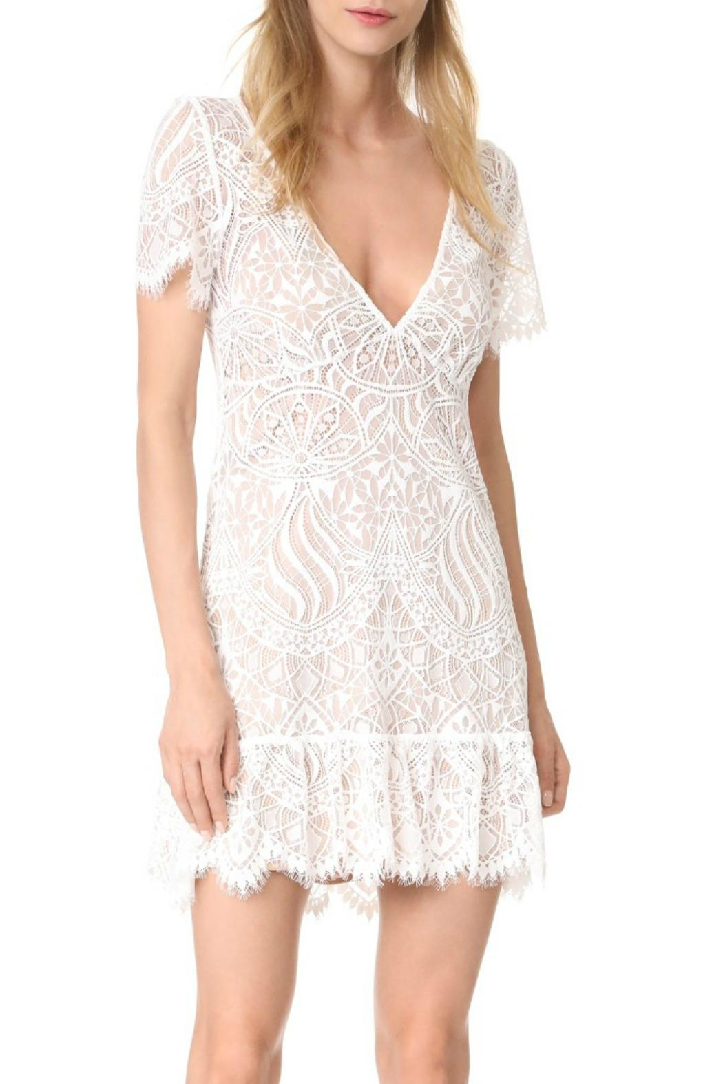 FOR LOVE & LEMONS Lily Lace Dress - Main Image