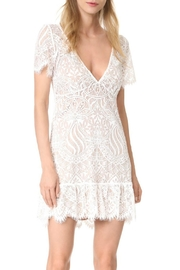 FOR LOVE & LEMONS Lily Lace Dress - Product Mini Image