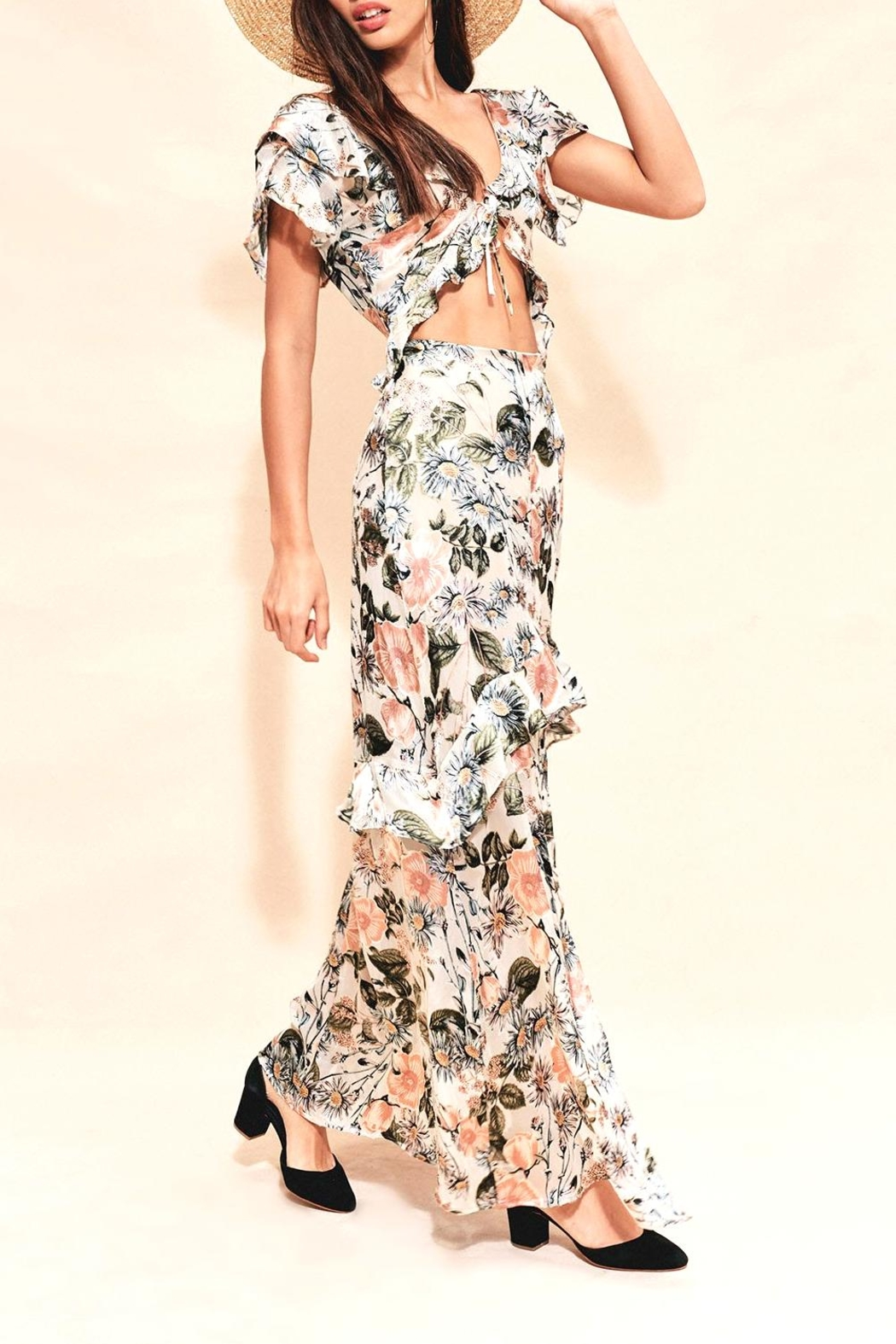 For Love Lemons Luciana Maxi Dress From Florida By Loverich