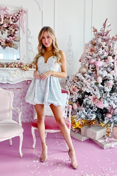 FOR LOVE & LEMONS Lydia Party Dress - Product List Image