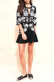 FOR LOVE & LEMONS Mallorca Embroidered Dress - Product Mini Image