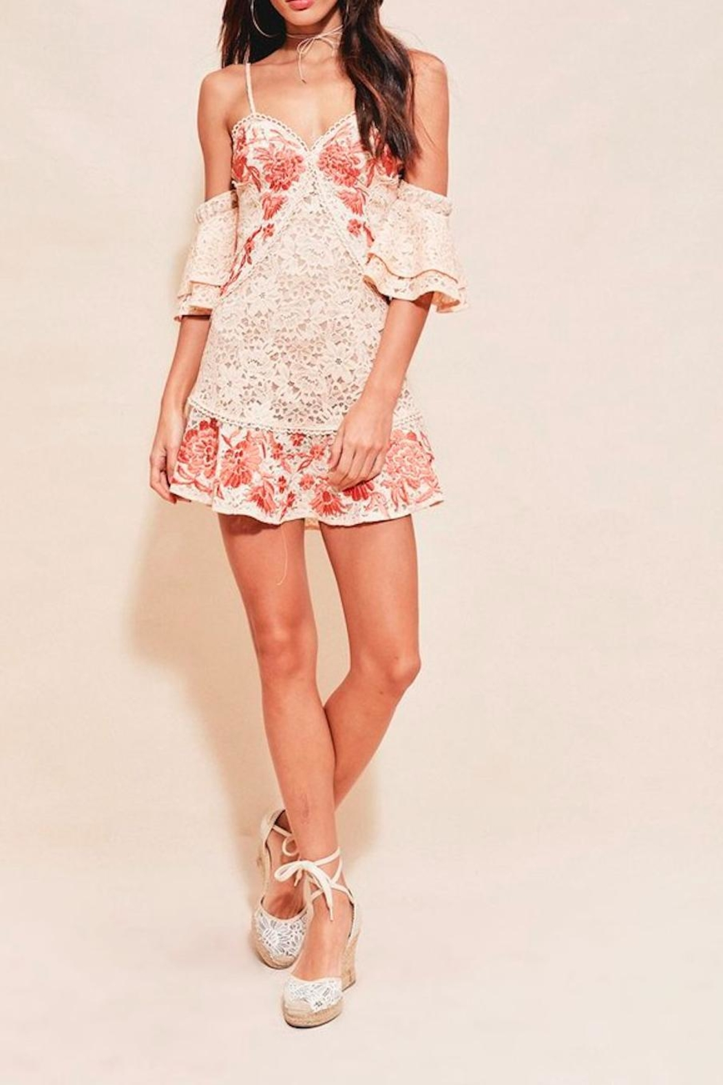 FOR LOVE & LEMONS Mallorca Tank Dress - Main Image