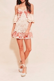 FOR LOVE & LEMONS Mallorca Tank Dress - Front cropped