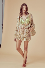 FOR LOVE & LEMONS Maritza Tunic - Product Mini Image