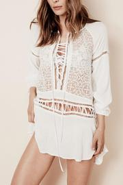 FOR LOVE & LEMONS Martinique Mini Dress - Product Mini Image