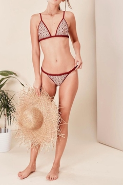 FOR LOVE & LEMONS Samba Braided Bottom - Product List Image