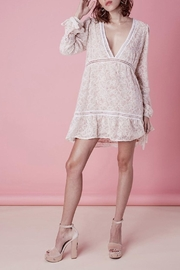 FOR LOVE & LEMONS Sweet Disposition Dress - Product Mini Image