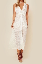 FOR LOVE & LEMONS Sweet Disposition Maxi Dress - Product Mini Image