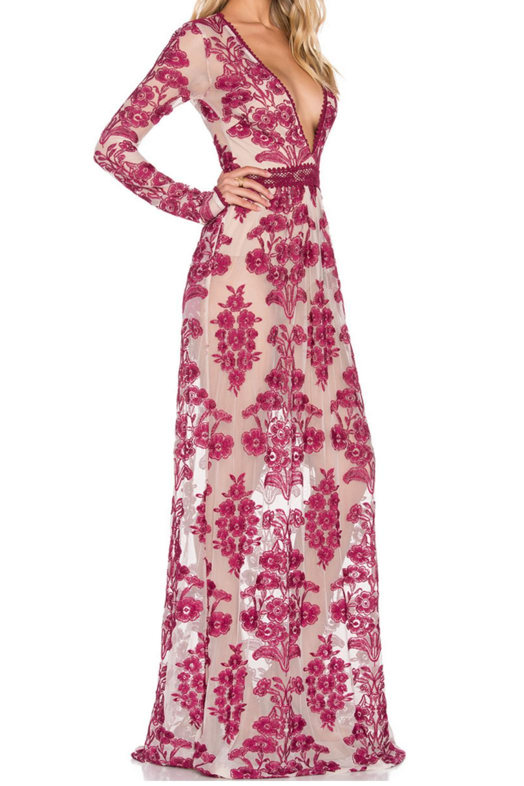 84f520cb7be FOR LOVE   LEMONS Temecula Maxi Dress from Canada by Blk Sheep ...