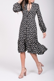 For Sienna Floral Midi Dress - Product Mini Image