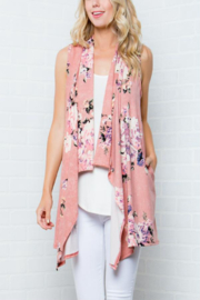 Acting Pro Foral Vest - Product Mini Image