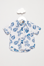 FORE Leaf Print Shirt - Product Mini Image