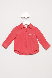 FORE Rolled Cuff Shirt - Product Mini Image