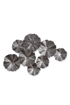 Shoptiques Product: Floral Wall Sculpture