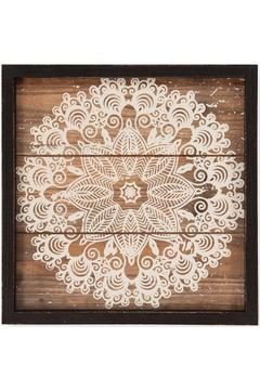 Shoptiques Product: Lacy Wall Art