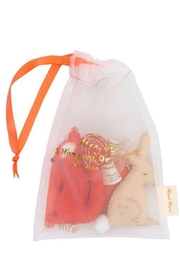 Meri Meri Forest Animals Tree Decoration Set - Product Mini Image