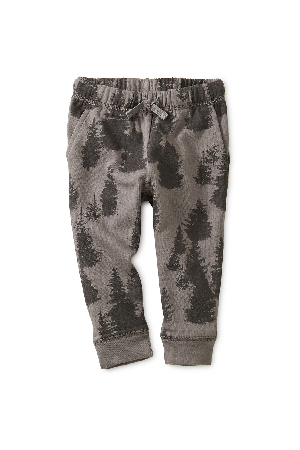 Tea Collection Forest Fleece Baby Joggers - Main Image