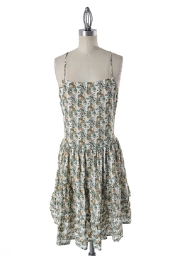 Comme Toi Forest Summer Dress - Product List Image