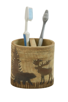 Park Designs Forest Toothbrush Holder - Product List Image