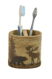 Park Designs Forest Toothbrush Holder - Product Mini Image