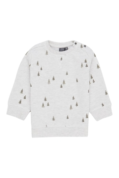 Babyface Forest Watercolor Pullover - Product List Image