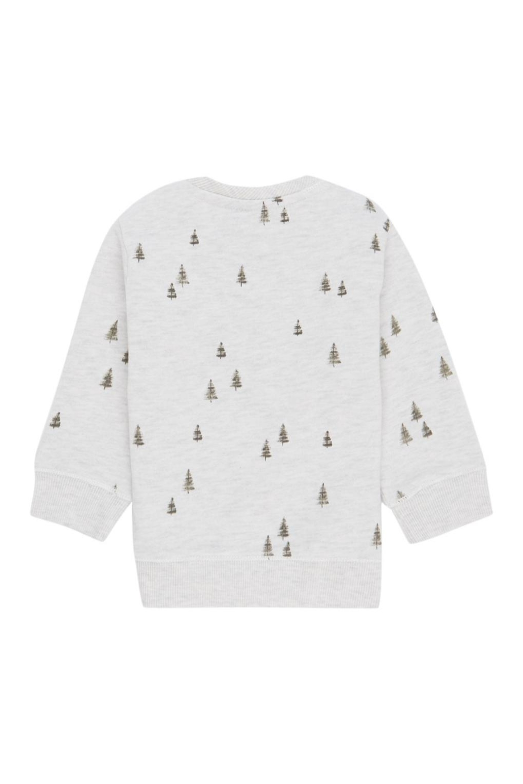 Babyface Forest Watercolor Pullover - Front Full Image