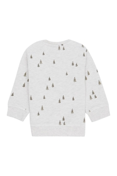 Babyface Forest Watercolor Pullover - Alternate List Image