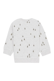 Babyface Forest Watercolor Pullover - Front full body