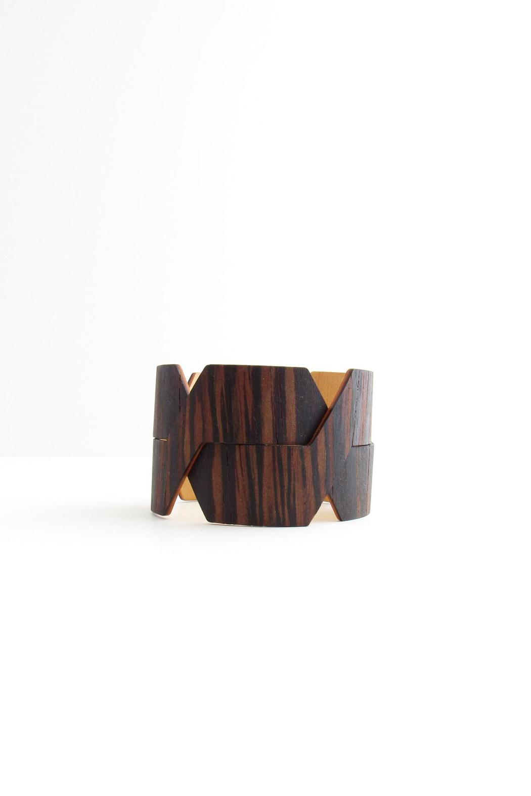 Forestique Wood Cuff - Main Image