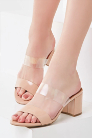 Bamboo Forever-31 Block Heel - Product Mini Image