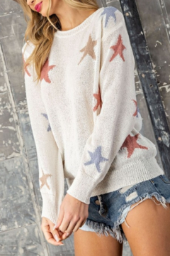 eesome Forever A Star Sweater - Product List Image