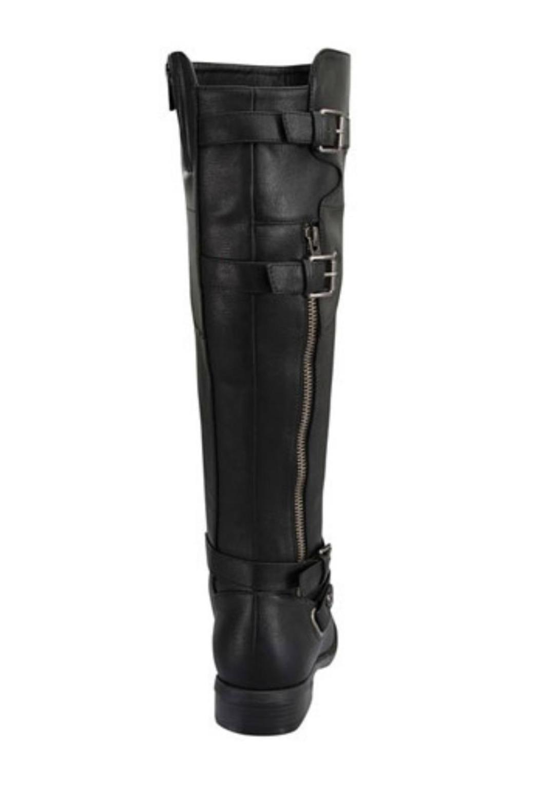 Forever Buckled Riding Boot - Front Full Image