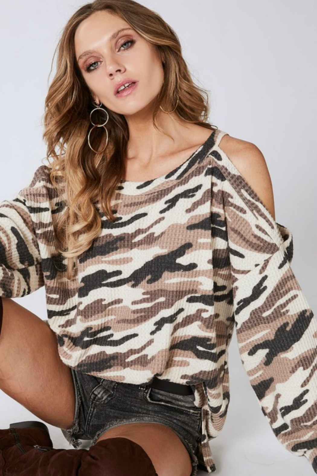 Bibi FOREVER CAMO - Front Cropped Image