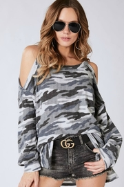 Bibi FOREVER CAMO - Front cropped