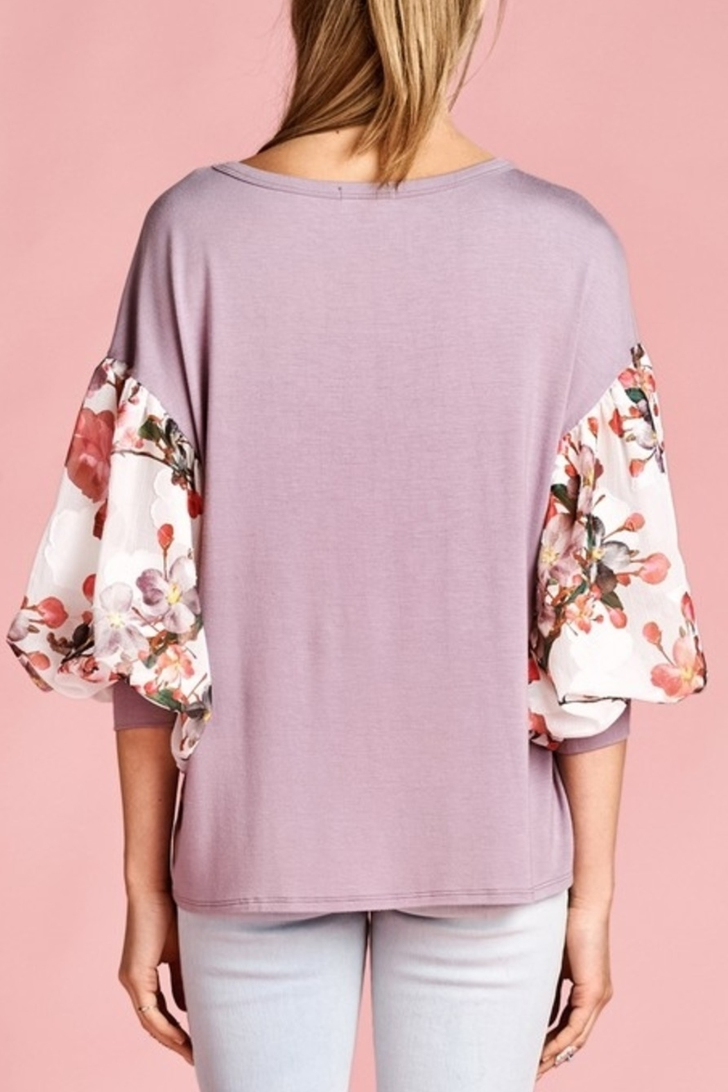 Oddi  Forever Fab top - Front Full Image