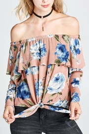 Oddi  Forever Floral top - Product Mini Image